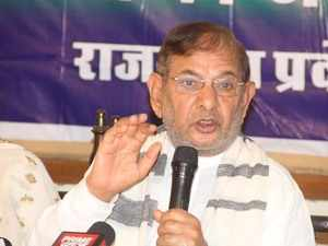 Sharad Yadav regrets his remark on Vasundhara Raje
