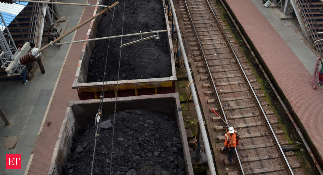 India's coal imports rose 10% to 156 MT during Apr-Nov: Report