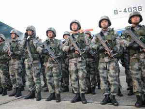 India China To Resume Military Drills After One Year Gap The