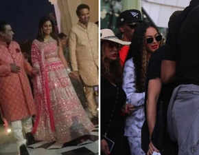 Beyoncé joins A-listers at Isha-Anand's Udaipur celebrations