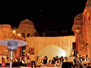 Nizamuddin-Shrine