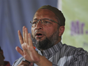 TRS will form next govt on its own strength: AIMIM chief