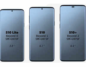 Samsung Galaxy S10 features leaked, device may sport a corner notch