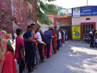 Rajasthan polls: A day ahead of results, both Congress, BJP confident to form government