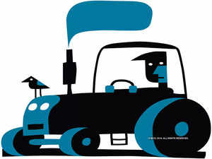 escorts forms jv with japan co for tractors the economic times