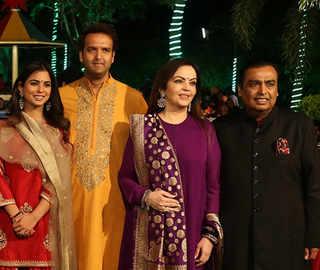 Mukesh Ambani helped son-in-law Anand Piramal make an important life decision 8 yrs ago