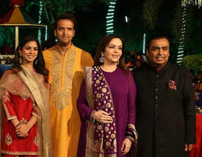 Mukesh Ambani helped son-in-law Anand Piramal make an important life decision 8 yrs ago