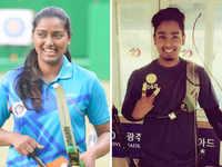 Archers Deepika Kumari, Atanu Das get engaged, may tie the knot in November 2019