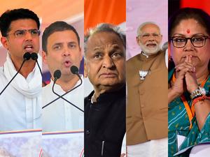 'Revolving door' trend continues in Rajasthan