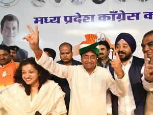 Congress set to end Shivraj Singh Chouhan's 15 year reign in Madhya Pradesh