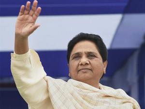BSP chief Mayawati supports Congress in Madhya Pradesh