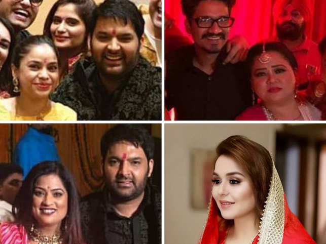 Jagran, party, food: What Kapil Sharma & Ginni Chatrath's pre-wedding celebration was all about