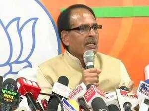 Shivraj Chouhan takes moral responsibility for loss, resigns as MP CM