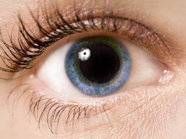 Pupil dilation could reflect the amount of stress you deal with
