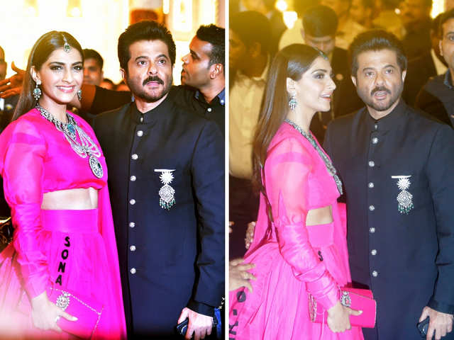 Man Wife Isha Anand Tie The Knot Mukesh Anil Keep It