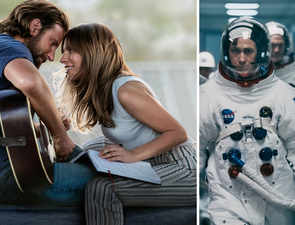 'A Star Is Born' leads SAG Awards nominations; 'First Man' doesn't make the cut