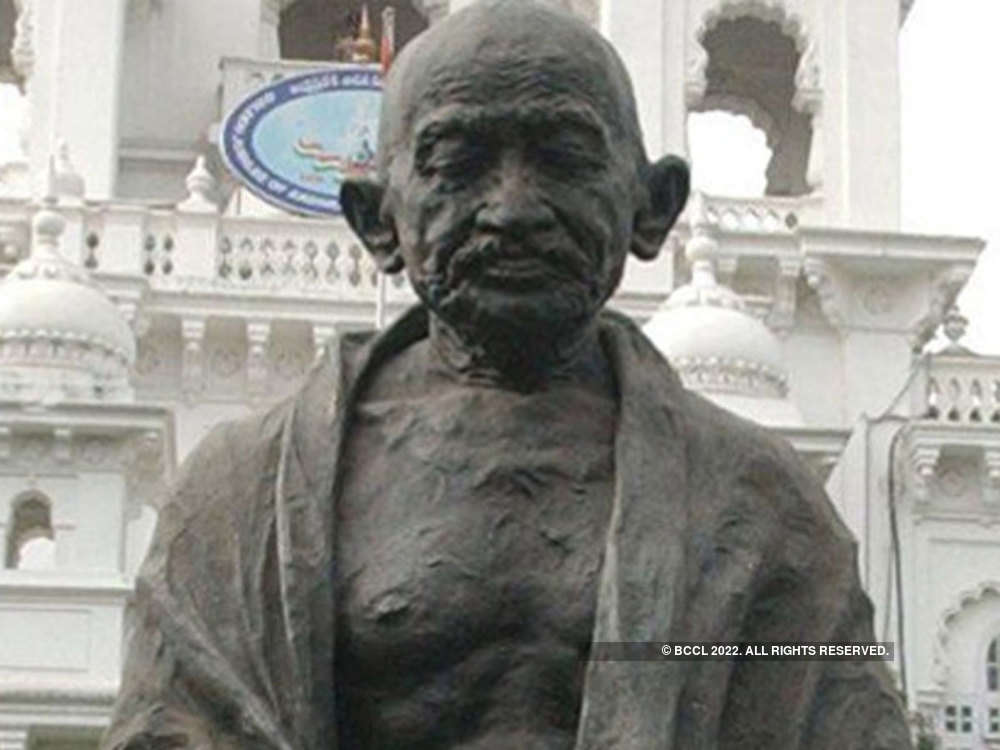 Mahatma Gandhi's statue removed from Univesity of Ghana after student protest