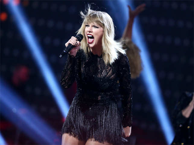 Taylor Swift used facial recognition software to detect stalkers at LA concert