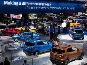 Ford India To Hike Prices By Upto 2 5 From Jan The Economic Times