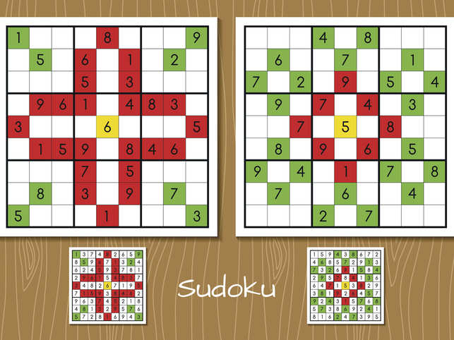 Sudoku: Myth busted: Playing Sudoku may not prevent age