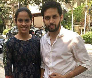 Saina-Parupalli wedding to be a star-studded affair; Chiranjeevi, coach Gopichand on guest list