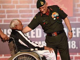 Don't look at Army as a job provider, says Gen Rawat