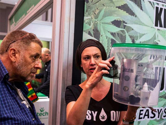 Image result for Andre Kruger marijuana activist
