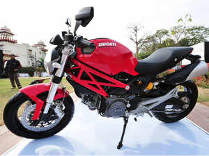 Ducati Enters Pre Owned Bike Market In India The Economic Times
