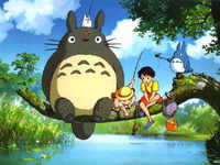 Japanese classic 'My Neighbour Totoro' to hit China for the first time after 30 years