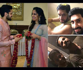 Friends, Family & Rituals: Inside Saina Nehwal & Parupalli Kashyap's Wedding