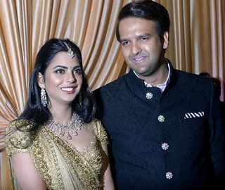 Isha Ambani-Anand Piramal's Star-Studded Reception In Mumbai
