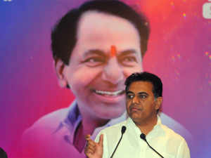 Image result for working president of TRS