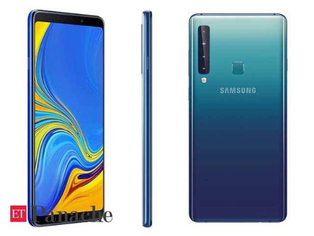 Samsung Galaxy A9 review: Design and quad camera setup give