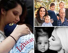 Little Mirza-Malik, Royal Baby & Other Newborns Of 2018
