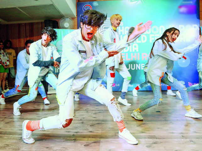 Music and lyrics: K-Pop is encouraging Indians to learn Korean - The