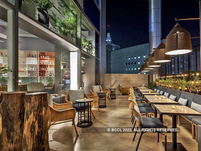New generation of bars in India are now offering quality food too