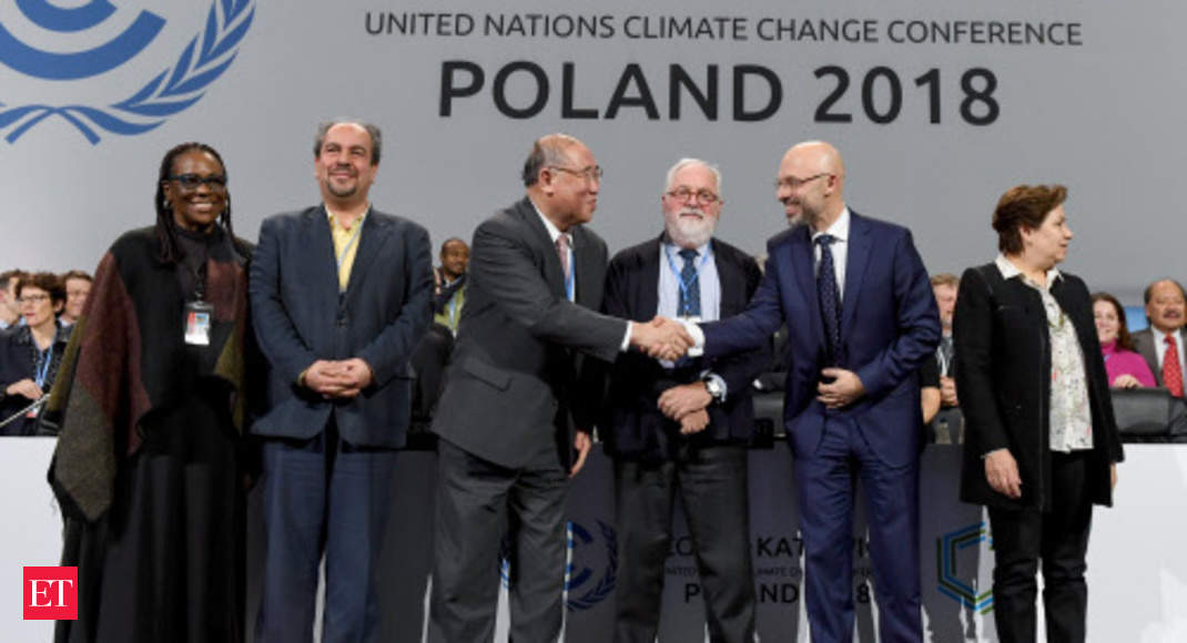 Rule-book to implement Paris Agreement adopted at Poland climate conference