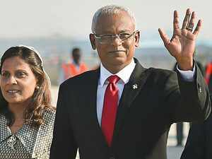 India is our closest neighbour: Maldives President Ibrahim Mohamed Solih