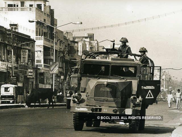 1984 Anti Sikh Riots Sajjan Kumar Sentenced To Life Imprisonment