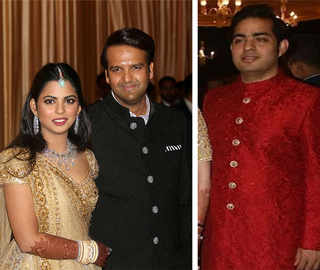 Wedding Diaries: When Akash Ambani couldn't stop hugging bro-in-law Anand Piramal