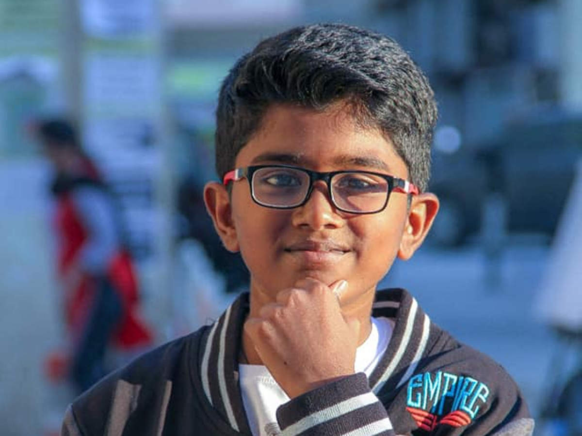 Trinet Solutions | Aadithyan Rajesh: This 13-year-old Indian