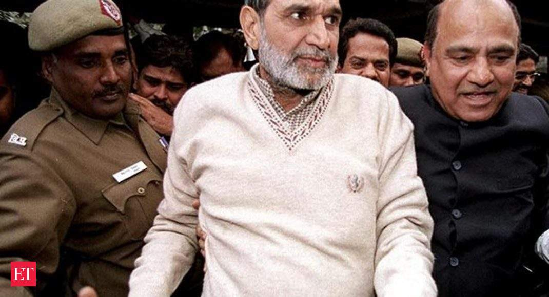 Sajjan Kumar was symbol of 1984 anti-Sikh riots: Arun Jaitley hails verdict