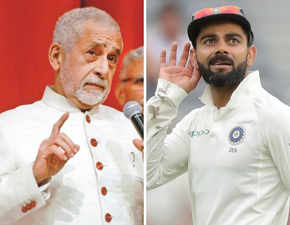 Naseeruddin Shah slams Virat Kohli in FB post; calls captain arrogant, ill-mannered