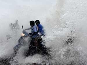 Cyclone 'Phethai' makes landfall in East Godavari district of Andhra Pradesh