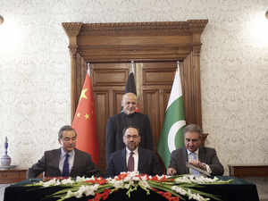 China, Pakistan, and Afghanistan sign MoU to cooperate on counter-terrorism