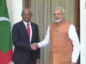 India commits USD 1.4 billion financial aid to Maldives
