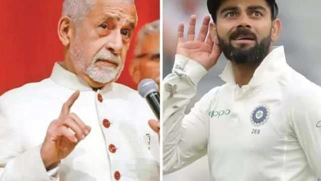 Naseeruddin Shah calls Virat Kohli arrogant, ill-mannered in FB post