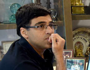 Accepting tough times only way to deal with challenges, says Viswanathan Anand