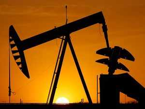 Crude oil prices hit 14-month low amid supply and growth concerns