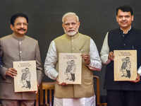 Book on Laxman, penned by cartoonist's daughter-in-law, released